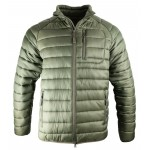 Jack Pyke Weardale Quilted Jacket Mens Padded Green Thermal Lightweight Warm