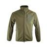 Jack Pyke Weardale Softshell Jacket Mens Green Lightweight Warm Water Resistant