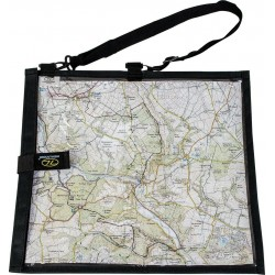 Highlander Wanderer Map Case Waterproof Cover Hiking Walking