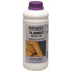 Nikwax Tech Wash 1000ml Wash in Clean & ReProof for Waterproof Fabrics