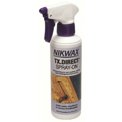 Nikwax Spray on Tx Direct ReProof for Waterproof Fabrics Wet Weather Clothing