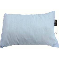 Highlander Camping Micro Pillow Packaway Hollowfibre Polycotton Cover