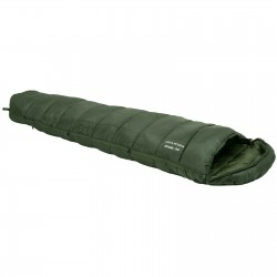 Highlander Phoenix Spark Sleeping Bag Green 1-2 Season Lightweight Military
