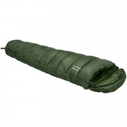 Highlander Phoenix Ember Sleeping Bag Green 2-3 Season Lightweight Military