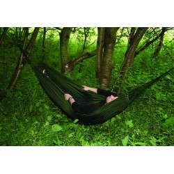 Highlander Trekker Hammock Lightweight Durable Travel Sleeping Lightweight