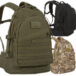 Highlander Recon Pack 40L Rucksack Backpack Tactical Military Pockets MOLLE