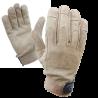 Highlander Mission Lite Military Leather Suede Gloves Sand Beige Lightweight