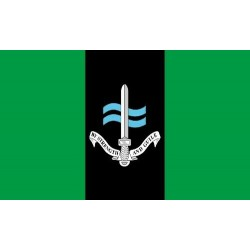 SBS Special Boat Servic FLAG 5' x 3' British Army Military Regiment Armed Forces