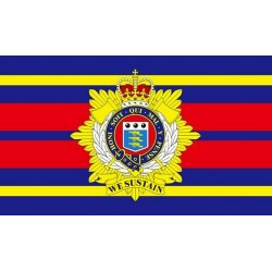 Royal Logistics Corps FLAG 5' x 3' British Army Military Regiment Armed Forces