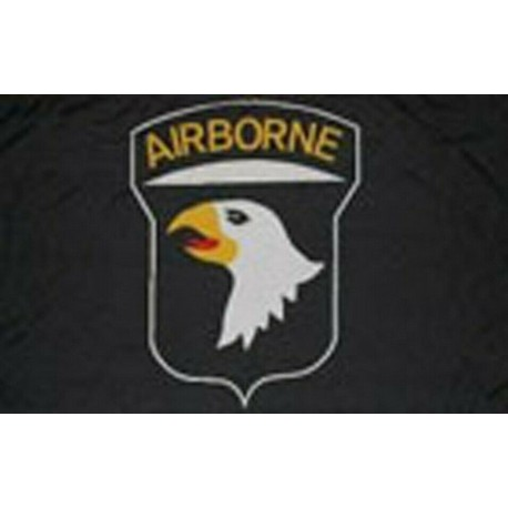 101st Airborne FLAG 5' x 3' US Army Military Regiment Armed Forces United States