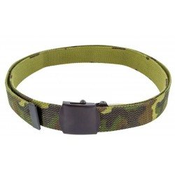 Highlander US Military Belt Camouflage 33mm Army Forces Style Adjustable OneSize