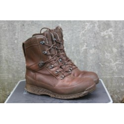 Genuine Surplus British Forces HAIX High Liability Boot Brown 9 & 10 Male (655)