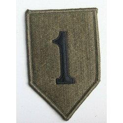 Genuine Surplus US Military Embroidered Cloth Badge Patch Badges Sew On (012)