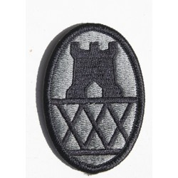 Genuine Surplus US Military Embroidered Cloth Badge Patch Badges Hook Loop (022)