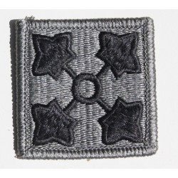 Genuine Surplus US Military Embroidered Cloth Badge Patch Badges Sew On (023)