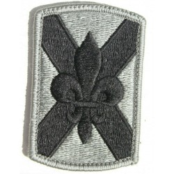 Genuine Surplus US Military Embroidered Cloth Badge Patch Badges Hook Loop (041)