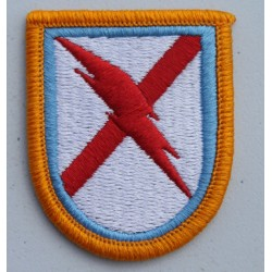 Genuine Surplus US Military Embroidered Cloth Badge Patch Badges Sew On (064)