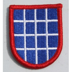 Genuine Surplus US Military Embroidered Cloth Badge Patch Badges Sew On (078)