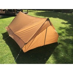 Brand New Genuine Surplus French Armed Forces Tent 2 Man Desert Sand