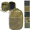 Kombat MOLLE pocket Buddy Pouch Zipped Modular Olive BTP Black Coyote