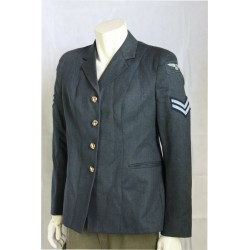 Genuine British Ladies RAF Dress Jacket Uniform Formal Smart Tunic Womens 38""