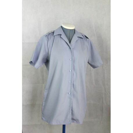 Genuine Surplus British RAF Shirts Long/Short Sleeve Polycotton Shirt Womens
