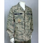 Genuine Surplus US USAF Splinter Camouflage Digicam Assault Shirt Jacket
