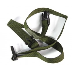 Genuine Surplus British Army Yoke Straps Olive New