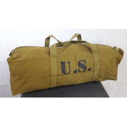 "Normandy 44 U.S. Canvas Tool Bag Zip Fasten Strong Vintage Style 18"" 24"" 30"""
