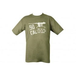 Kombat 50cal T-shirt Olive Green Military