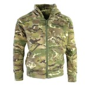 Kids/Boys Army BTP Camo Fleece Lined Hoodie Zipped Hoodie Jacket Size 3-13 Years
