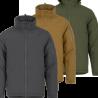 Stryker Insulated Winter Jacket Military Waterproof Softee Style Black Olive Tan