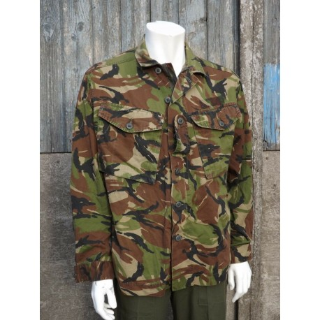 Genuine Surplus British Soldier S95 DPM Camouflage Shirt Army Forces Military G1