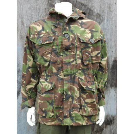 Genuine Surplus Reclaimed Vintage 95 Field Camo Ripstop Jacket DPM 38-42""