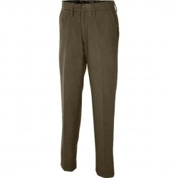 MOR Jack Pyke Moleskin Shooting Trousers Unisex Adult Country Clothing Brown 32""