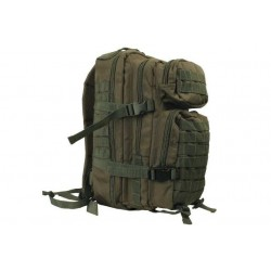Kombat Small MOLLE Assault Pack Olive Green 28Litre