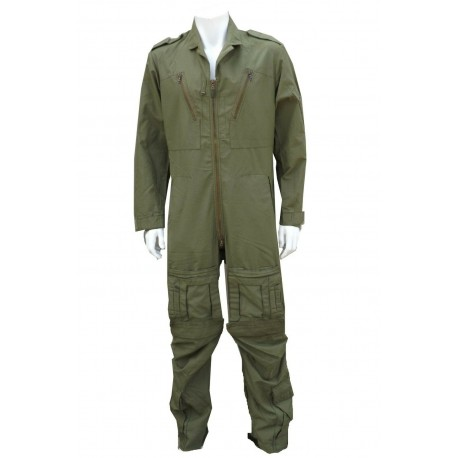 Genuine British Military RAF Flying Suit Pilot Flyers Authentic MK14A Olive