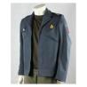 "Normandy 44 Reworked Genuine Surplus British RAF Jacket Cropped Badged 34-36"""