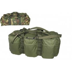 Kombat Assault Holdall Olive Green