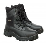 Highlander Sympatex Waterproof Breathable Black Leather Boot Military Forces