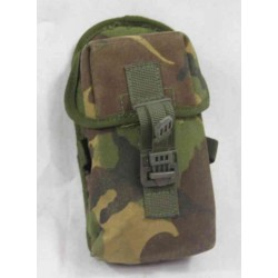 Genuine Surplus British DPM Camouflage Single Ammo S95 Webbing Pouch