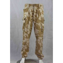 Genuine Surplus British Desert Camouflage Trousers Old Style Pants Combats