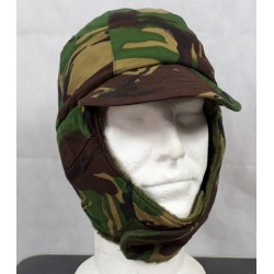 Genuine Surplus British Arctic Winter Hat DPM Camouflage Faux Fur Lining 2020/41