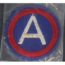 Genuine Surplus 3rd US Infantry Division Embroidered Cloth Badge Patch Sew On