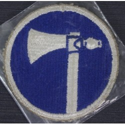 Genuine Surplus US 7th Infantry Division Embroidered Cloth Badge Patch Army