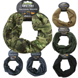 Kombat Tactical Snood Face Cover Mask Headover BTP MTP Style