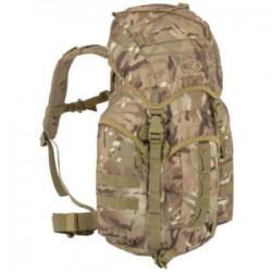 Highlander Pro-Force 25 litre Forces Rucksack Daysack Backpack HMTC Camo
