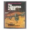 The Lancaster at War Book Hardback Mike Garbett 1977 Aviation History WWII