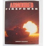 Armoured Firepower Book Lindsay Peacock 1991 Photographic Army Military Modern