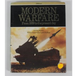 Modern Warfare From 1939- Present Day Book Ashley Brown 1985